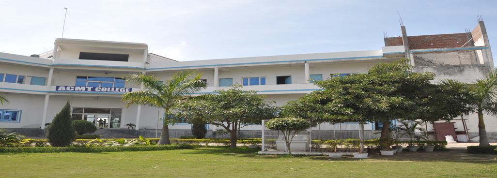 ACMT College- Overview